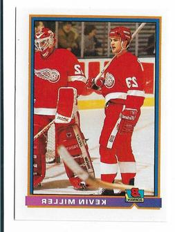 1991 92 detroit red wings bowman hockey