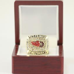 1998 DETROIT RED WINGS STANLEY CUP CHAMPIONSHIP RING HIGH QU