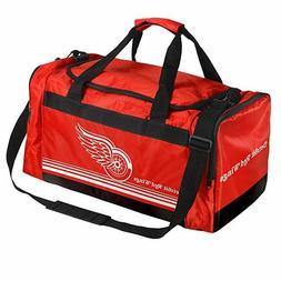 Brand new FOCO Detroit Red Wings medium duffle bag