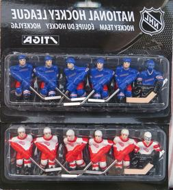 DETROIT RED WINGS AND NEW YORK RANGERS NEW TEAM PACK Stiga N