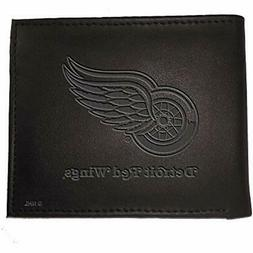 Detroit Red Wings Bi-Fold Wallet Sports &amp Outdoors Cases