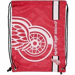 Forever Collectibles Detroit Red Wings Big Logo Drawstring B