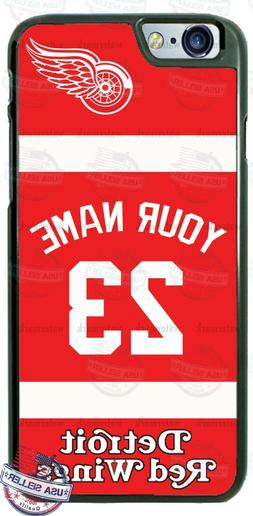detroit red wings hockey phone case cover