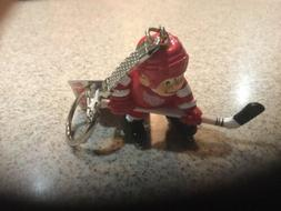 Detroit Red Wings Hockey Player  Keychain