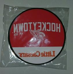Detroit Red Wings Hockeytown Coasters, NEW Set of Four Limit