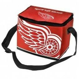 Detroit Red Wings Insulated soft side Lunch Bag Cooler New N