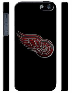 Detroit Red Wings Logo iPhone 5S 6S 7 8 X XS Max XR 11 Pro P
