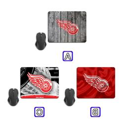 detroit red wings mouse pad mat mice
