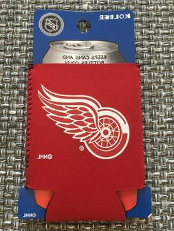 detroit red wings nhl can cooler collapsible