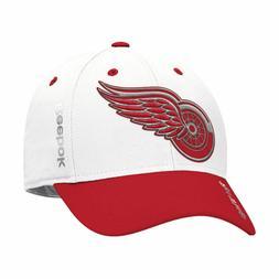 Detroit Red Wings Reebok NHL Centennial Classic Coaches Flex