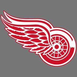 Detroit Red Wings NHL Hockey Vinyl Sticker Car Truck Window