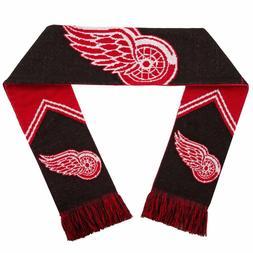 "Detroit Red Wings NHL Hockey Team 60"" Reversible Stripe Acry"