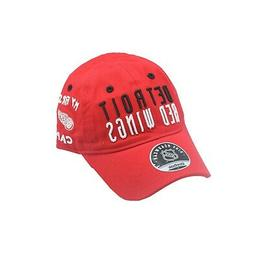 Detroit Red Wings Official NHL Reebok Face Off Apparel Infan