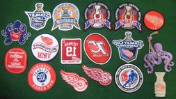 Detroit Red Wings PICK YOUR PATCH  Octopus 1997 1998 2002 20