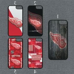 Detroit Red Wings Phone Case For iPhone 12 11 Pro X XS Max 8