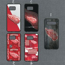 Detroit Red Wings Phone Case For Samsung Galaxy S20 S10 S9 N