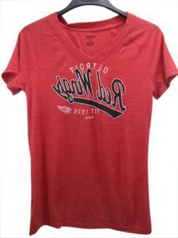 Detroit Red Wings Reebok Est. 1926 Womens Distressed Vintage