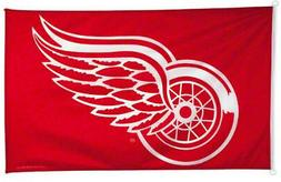 Detroit Red Wings RICO 3x5 Flag w/grommets Outdoor House Ban