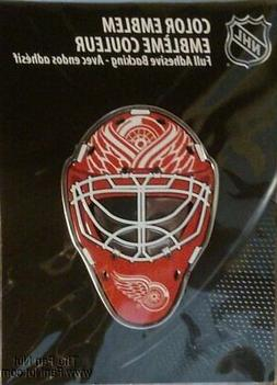 Detroit Red Wings Special Ed MASK Raised Color Chrome Auto E