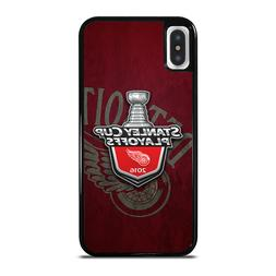 DETROIT RED WINGS STANLEY CUP iPhone 5/5S/SE 6/6S 7 8 Plus X