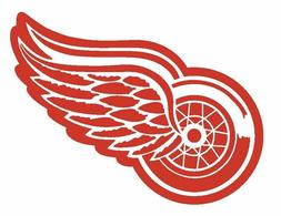 Detroit Red Wings Sticker Decal S119 Hockey YOU CHOOSE SIZE