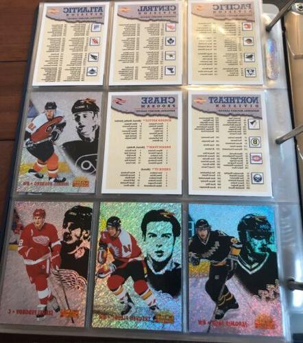 95-96 Hockey Complete Yzerman,