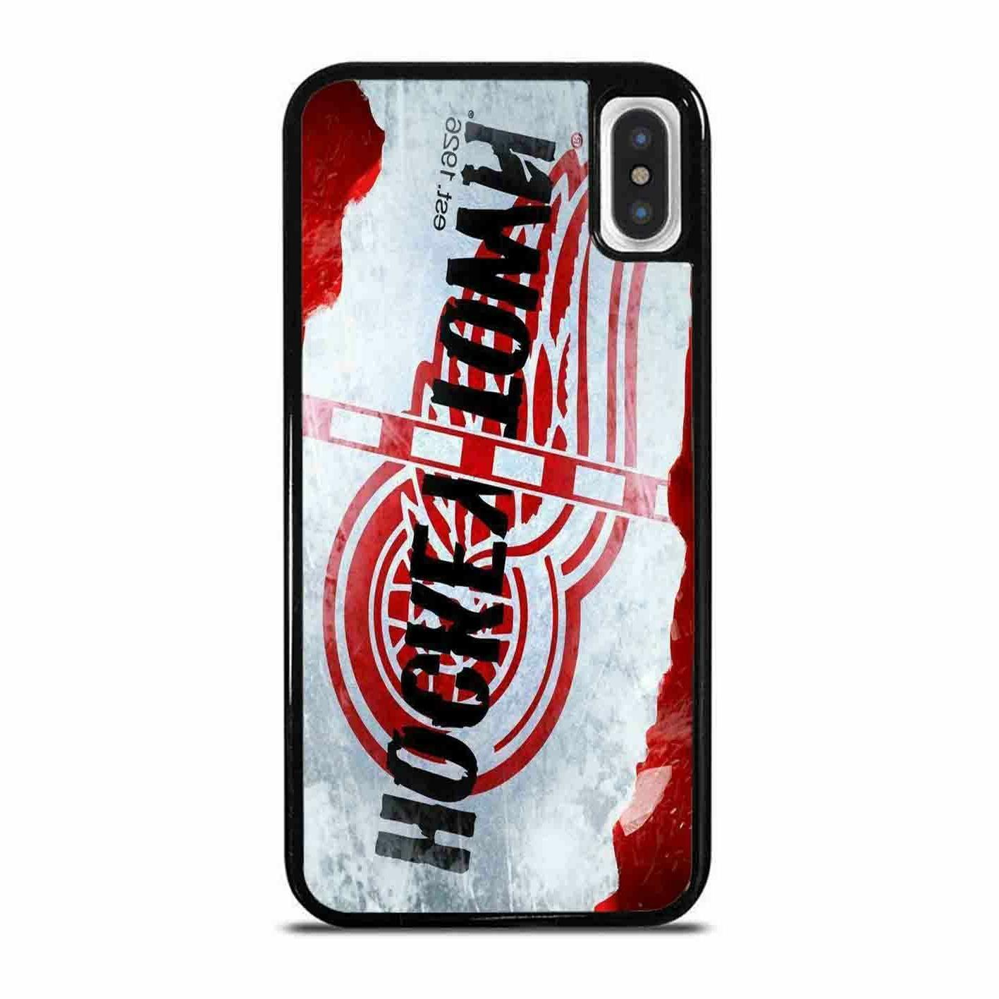 detroit red wings 2 for iphone case