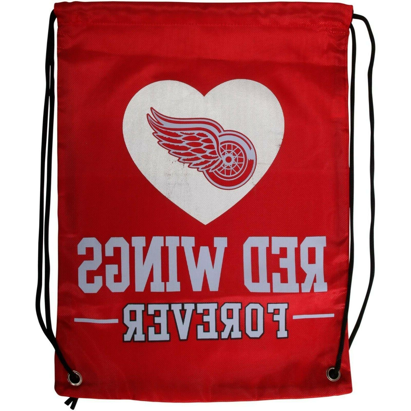 detroit red wings forever nhl hockey nylon