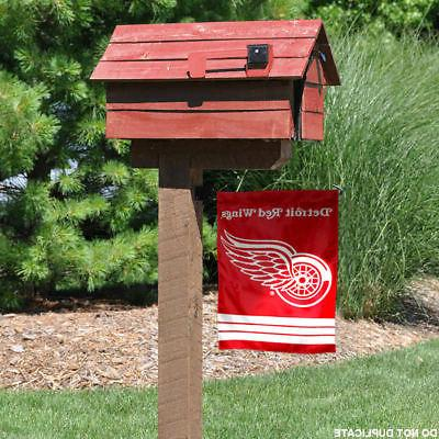 Detroit Red Wings Flag and Yard Banner