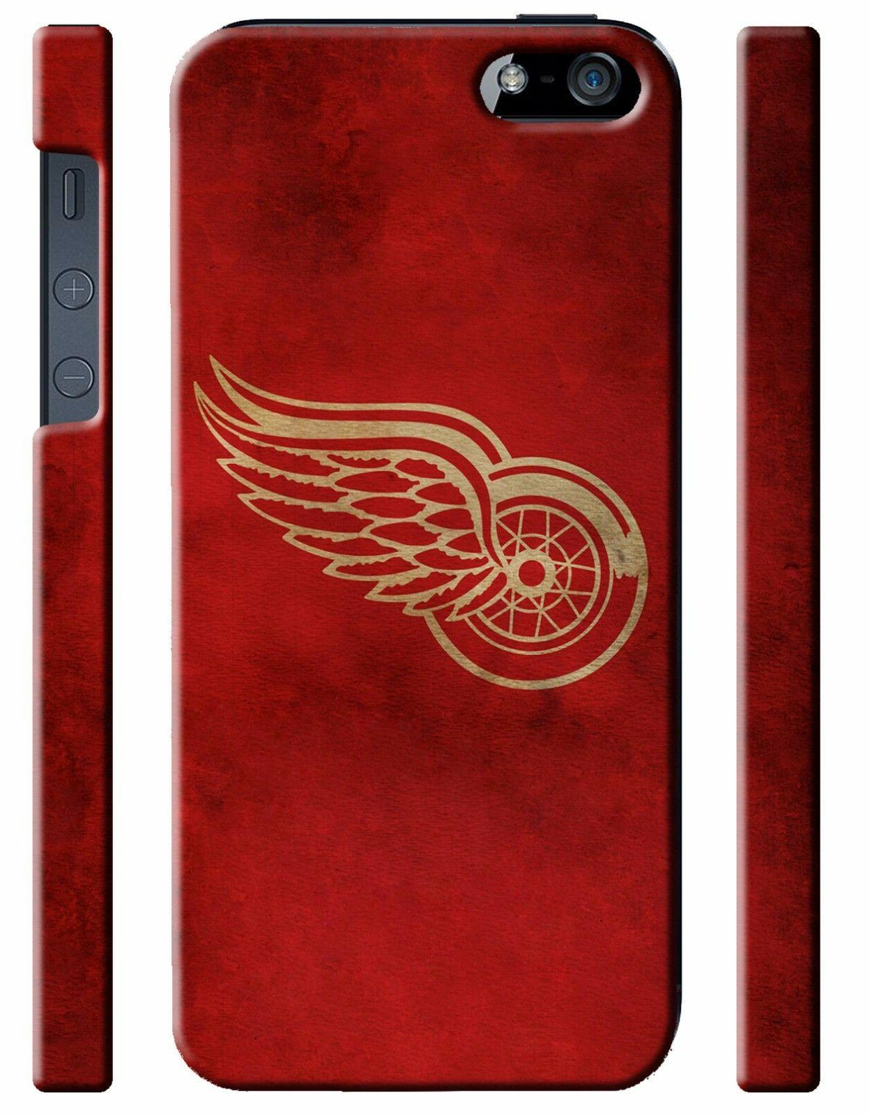 detroit red wings logo iphone 5s 5c