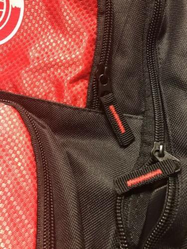 Detroit Wings Backpack NHL School NWT
