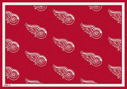 detroit red wings nhl team repeat area