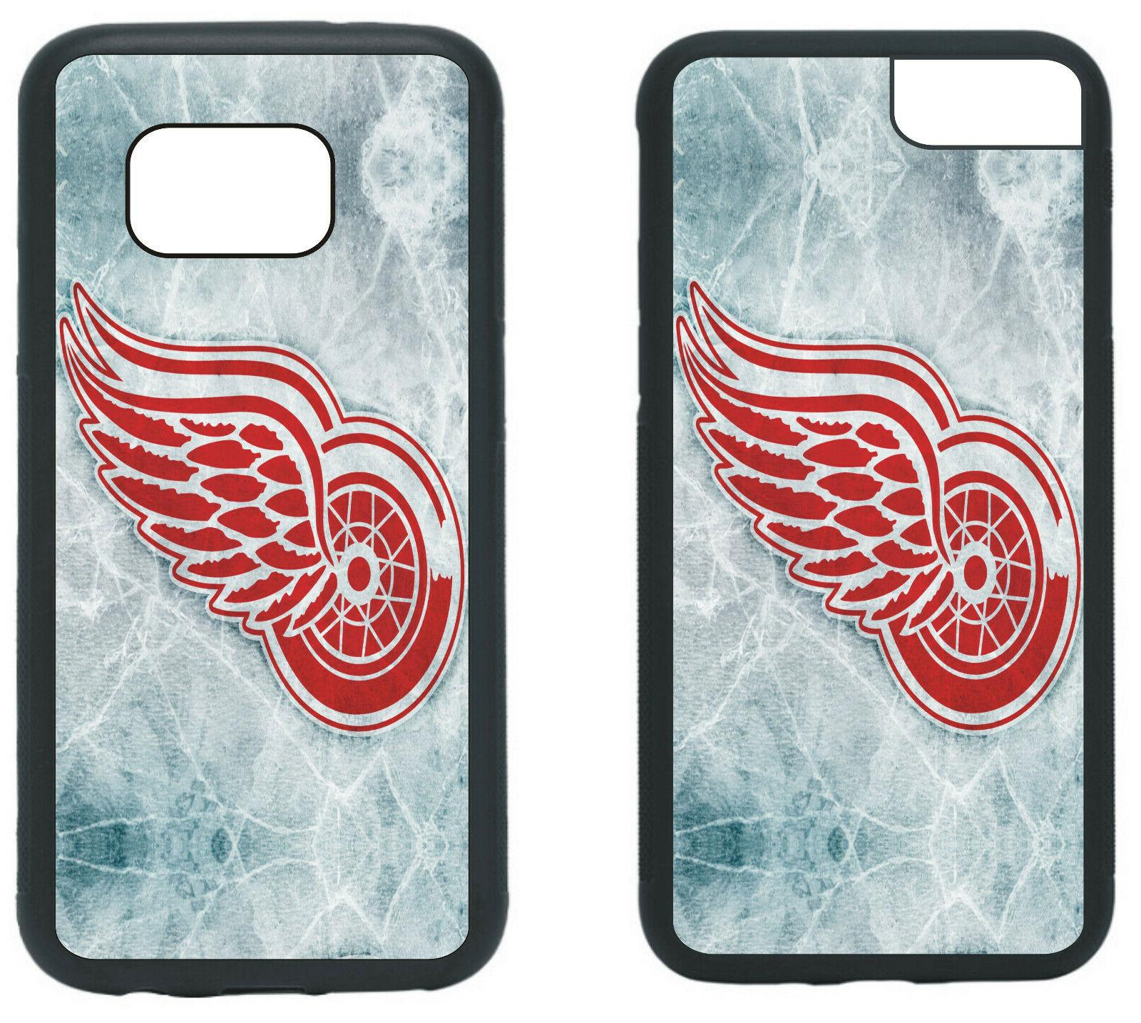 detroit red wings phone case cover fits