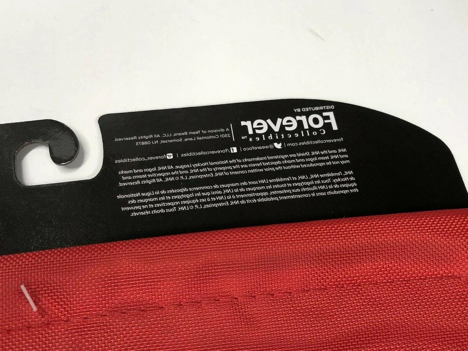 Detroit Redwings Backpack NHL Logo