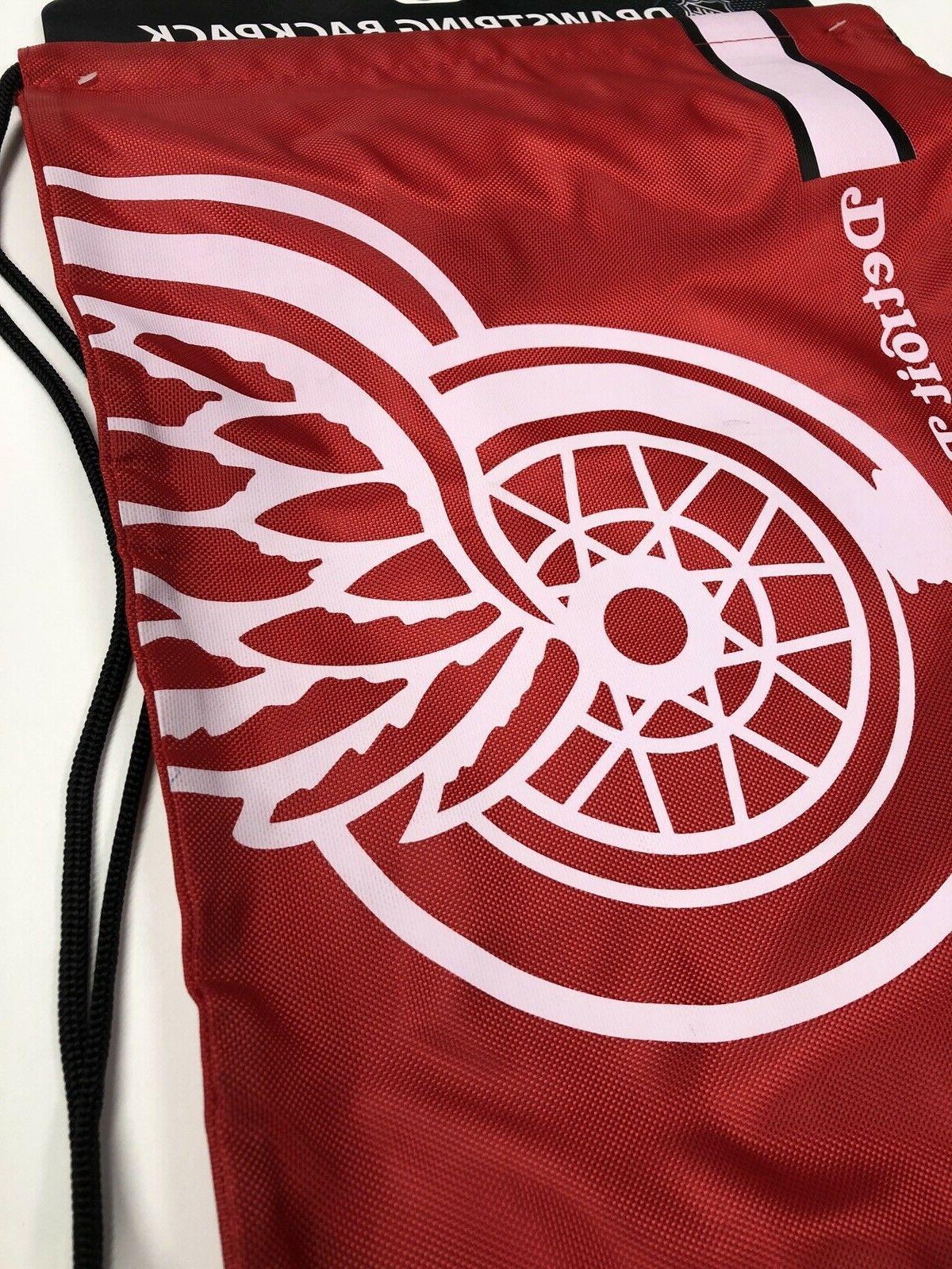 Detroit Backpack NHL Big Bag