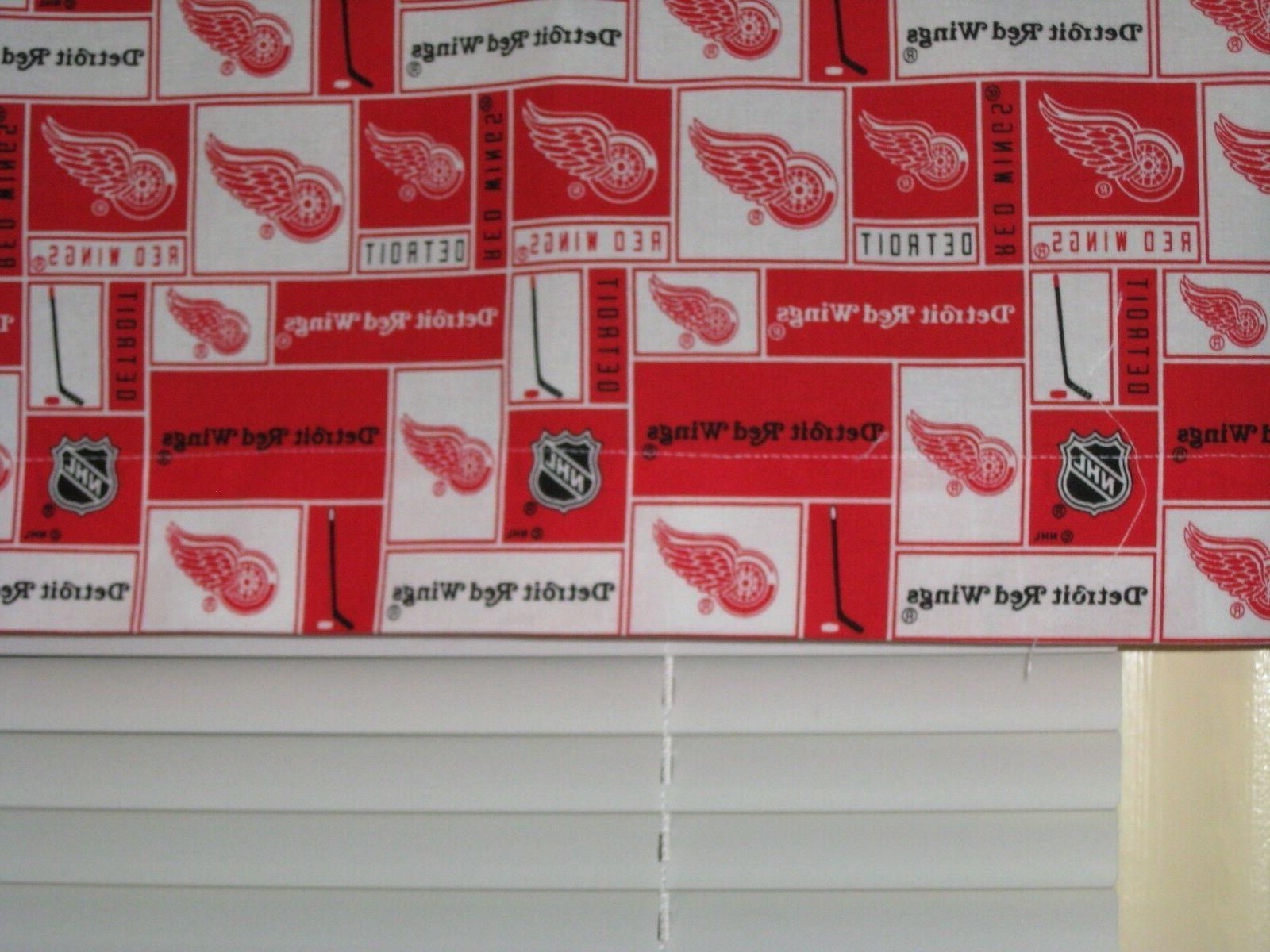 Handmade 100% Red Wings Window