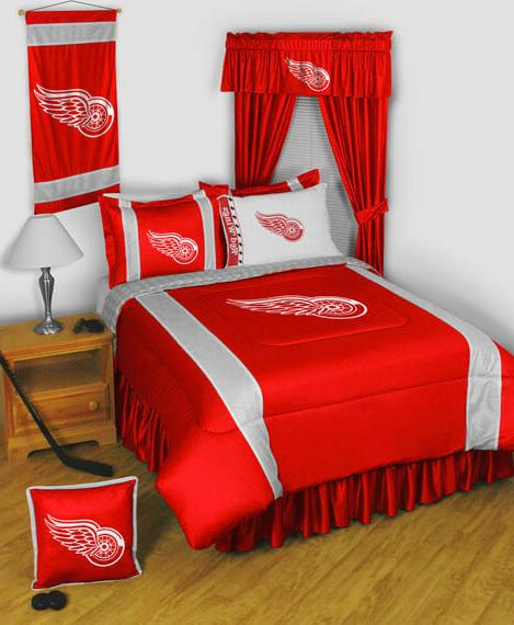 new nhl detroit red wings full size