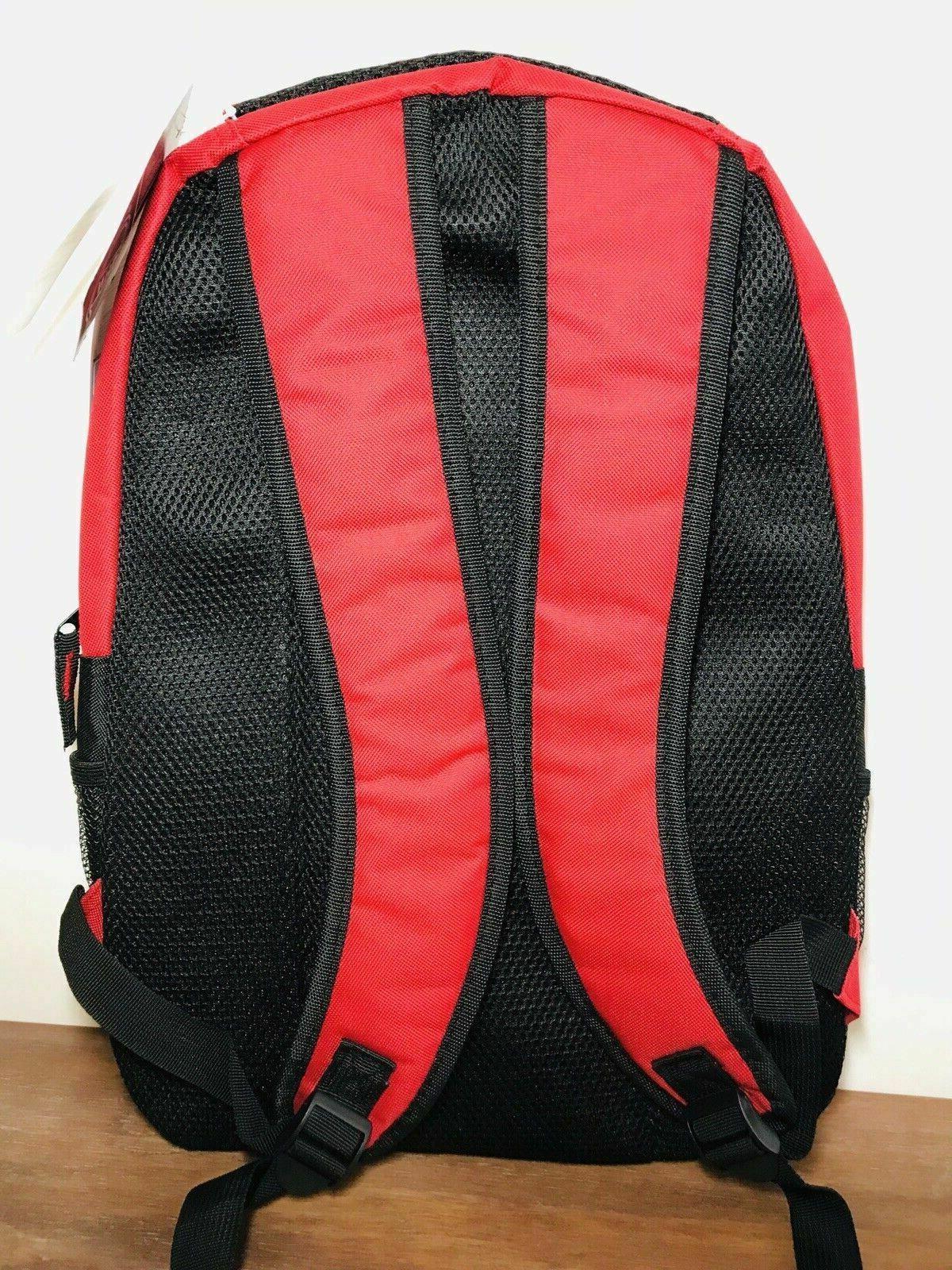 NHL Red Wings Backpack