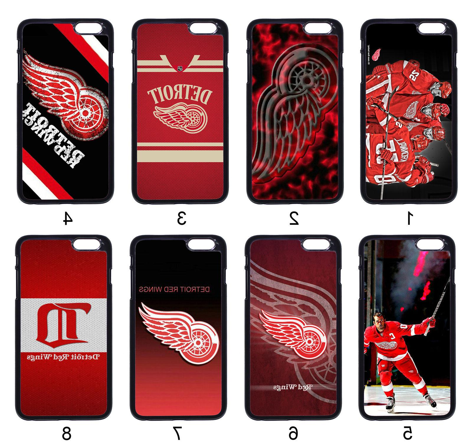 nhl detroit red wings case for samsung