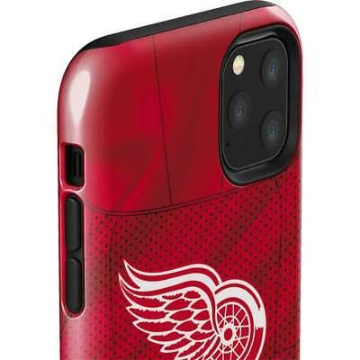NHL Red iPhone 11 Case Detroit Wings Home