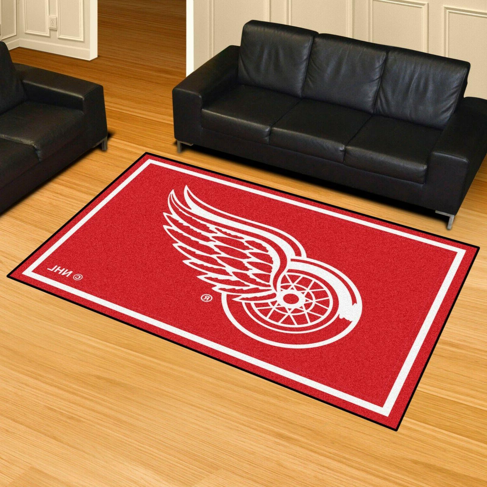 nhl detroit red wings nylon