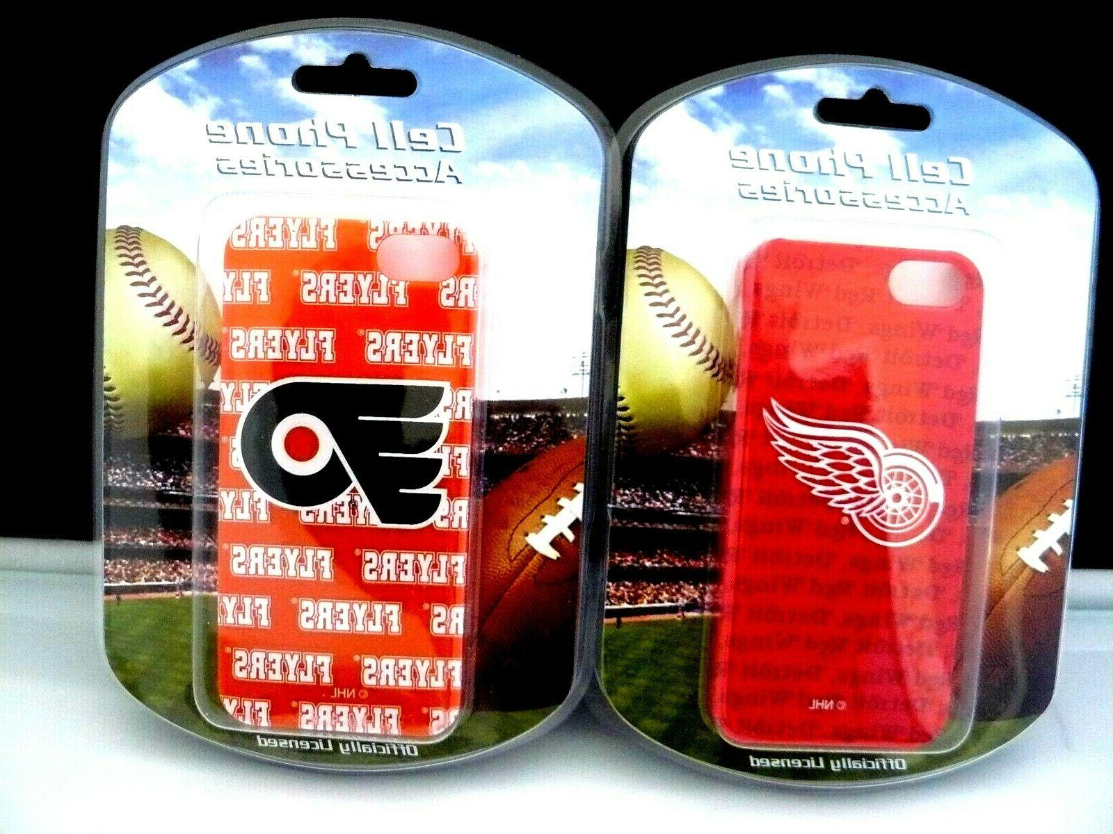 nhl licensed phone cases for iphone 5