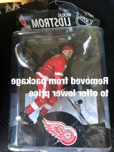 Nicklas Lidstrom Red Wings NHL 20 SHIP