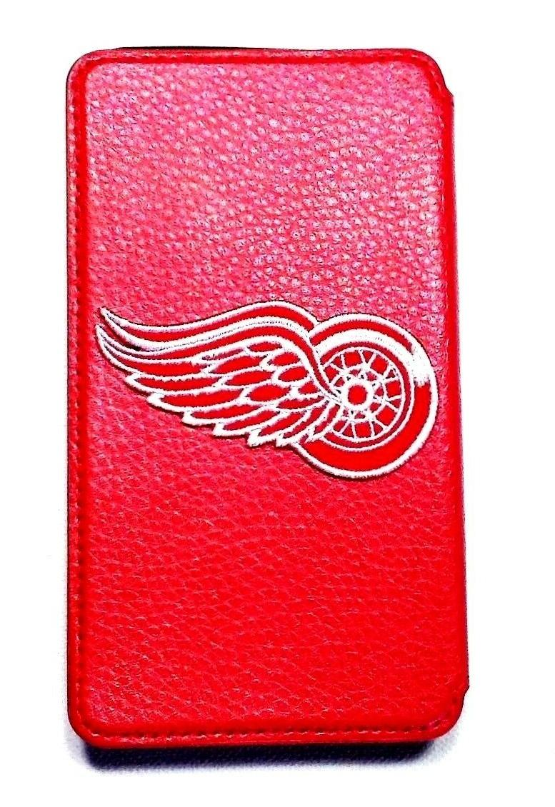 woodys originals inc detroit red wings leather