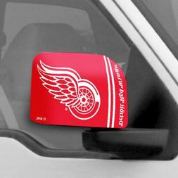 mfane new fanmats Detroit Red Wings NHL veh  Mirror Cover se