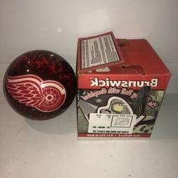NEW 15# DETROIT RED WINGS Stanley Cup Champs 2002 Rare Bowli