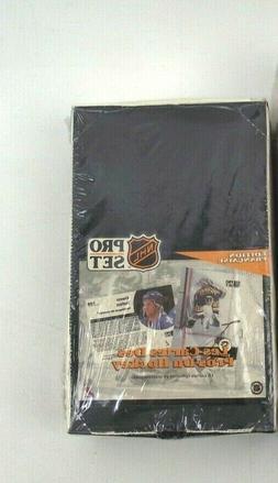 NHL 1991 Pro Set Edition Francaise  Hockey Cards Factory Sea