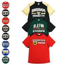NHL Branded Team & Player Mass Cut & Sew Performance Short S