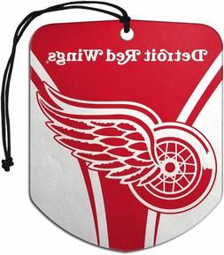 Team ProMark NHL Detroit Red Wings 2-Pack Air Freshener 2-4