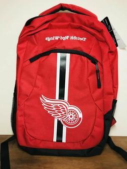 NHL Detroit Red Wings Backpack